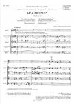 Händel, Georg Friedrich - Der Messias - Blockflötenquarett SATB