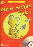 Goedhardt, Dini - Mein erstes Solo - treble recorder + CD