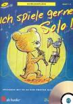 Goedhardt, Dini - Ich spiel gerne Solo -  treble recorder + CD