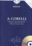 Corelli, Arcangelo - Sonate D-dur  op. 5 Nr. 10 - Sopranblockflöte und Bc + CD
