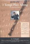 Händel, Georg Friedrich - Sonate op.1 Nr. 4 a-moll - Altblockflöte + CD
