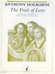 Holborne, Anthony - The Fruit of Love - SATTB