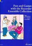 Fun and Games with the Recorder Ensemble Collection - Trio