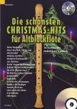 Die schönsten Christmas-Hits - 1 - 2 Alto Recorders + CD