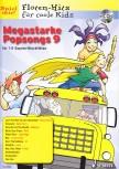 Spiel mit! Flöten-Hits  für coole Kids - Megastarke Popsongs 9 - 2 Sopranblockflöten + CD
