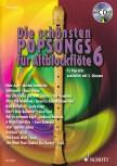 Bye, Uwe - Die schönsten Popsongs Band 6 - treble recorder + CD