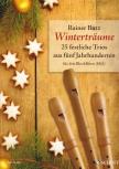 Butz, Rainer  - Winterträume - SSA