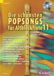 Bye, Uwe - NEW! Die schönsten Popsongs Band 11 - 2 Alto Recorder + CD
