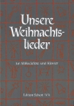 Unsere Weihnachtslieder - Alto Recorder and Piano