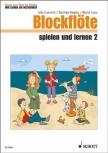 Czermin / Kegley / Loos - Blockflöte spielen und lernen -  Band 2