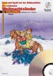 Spiel und Spaß mit der Blockflöte - Die schönsten Weihnachtslieder - 1 - 2 Altblockflöten + CD