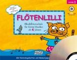 Hintermeier, Barbara - Flötenlilli -  Band 1