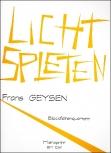 Geysen, Frans - Lichtspleten - SATB