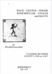Ensemble-Spielbuch - Flanders Recorder Quartet (Hrg.) AAA / AATT / SATB / SSATB / AATB