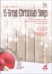 15 Great Christmas Songs Vol. 1 - Europe for Beginners - Sopranflöte, Gitarre, Klavier und CD