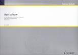 Bass Album - Bassblockflöte und Klavier