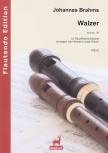 Brahms, Johannes - Walzer - SSAATTB