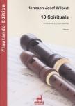 Wilbert, Hermann-Josef - 10 Spirituals - SSATB
