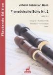 Bach, Johann Sebastian - French Suite No. 2 - 2 recorders