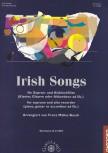 Irish Songs (Arr. Franz Müller-Busch) - Sopran- und Altblockflöte