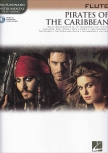 Badelt, Klaus - Pirates of the Carribean - treble recorder + CD