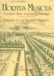 Sonaten alter englischer Meister, Heft 3 - Altblockflöte und Basso continuo