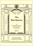 Whitney, Maurice - The Bass Quartett - BBBB
