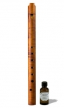 treble recorder (g) Löbner medevial, 466 Hz, maple/plum