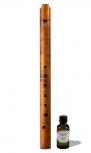 treble recorder (g) Löbner medevial, 466 Hz, maple/plum