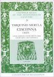 Merula, Tarquinio - Ciaconna - 2 Sopranblockflöten und Basso continuo
