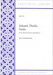 Theile, Johann - Suite - SATB