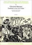 Bassano, Giovanni - Fantasie a tre voci -  (1585) STB