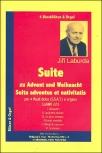Laburda, Jirí - Suite zu Advent und Weihnacht -Blockflötenquartett  SSAT und Orgel