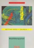 Bäss, Bettina - Zaunza 1 - SATB