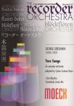 Gershwin, George - Two songs - SATBGbSb