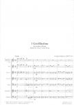 Gershwin, George - Two songs - SATTBGbSb