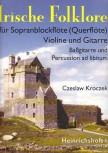 Irische Folklore 1 - Sopranflöte, Violine, Gitarre und Percussion ad lib.