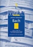 Bach, Johann Sebastian (Arr. Joris van Goethem) - Fuga in a minor -  BWV 543 SATB