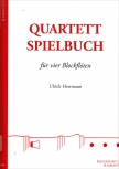 Herrmann, Ulrich (Hrg.) - Quartett-Spielbuch I - SATB / AATB / ATTB / SSAT