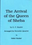 Händel, G. F. - Arrival of the Queen of Sheba - AATB