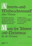 Advents- u. Weihnachtslieder alter Meister 3 - SAT