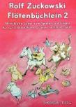 Zuckowski, Rolf - Flötenbüchlein 2 - SS / Gitarre / Glockenspiel ad. lib.