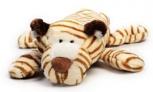 Flötentasche für Sopranblockflöte - Modell Tiger