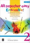 Rae, James  - All together easy Ensemble ! - quartet + piano (ad lib.)