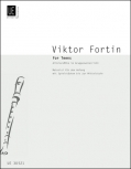 Fortin, Viktor - For Teens - Altflötenschule