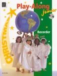 Christmas Play-Along - Sopranblockflöte + CD