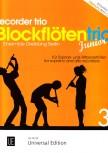 Blockflötentrio Junior 3 - SSA / SAA