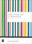 Lieder im Winter und zur Weihnachtszeit - Winter songs and Christmas carols (SATB)