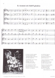Winter songs and Christmas carols (SATB)