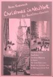 Rosenheck, Allan - Christmas in New York - Recorder Quartet SATB